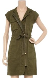 Marc by Marc Jacobs short dress Olive on Tradesy