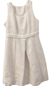 Merona short dress White on Tradesy