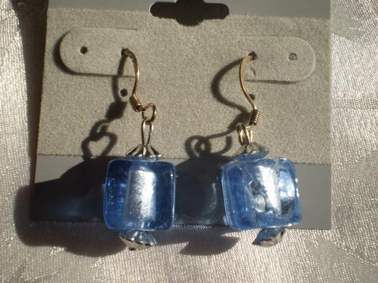 Other New Ice blue earrings