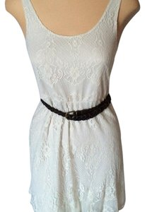 Full Tilt short dress Ivory on Tradesy