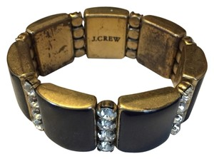 J.Crew Navy And Sparkly J Crew Bracelet