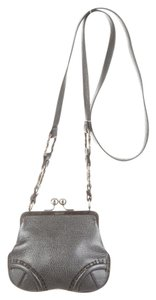 Burberry Kisslock Cross Body Bag