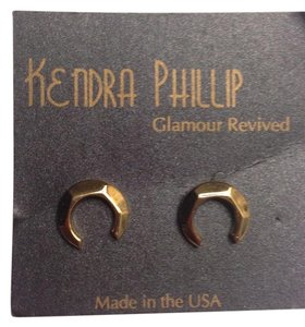 Kendra Phillip Gold earrings