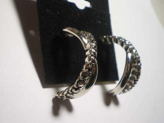 Avon Vintage Avon Silver Marcasite earrings