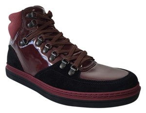 Gucci Mens Bordeaux Athletic