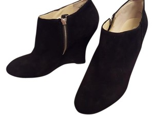 Nine West Suede Black Suede Boots
