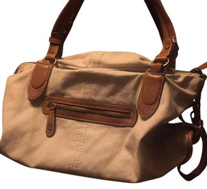 Børn Tote in Tan/Brown