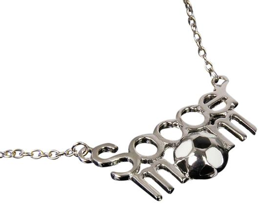 Other nwot soccer mom 925 ball sport necklace pendant chain sterling silver gift valentine boys sons world cup champions