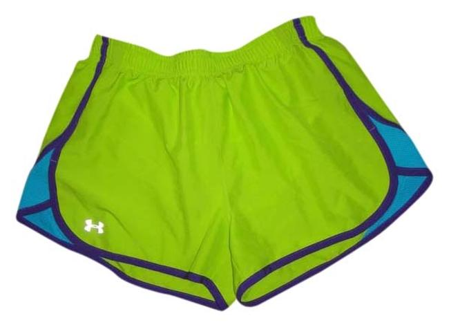 Item - Yellow Running Activewear Bottoms Size 4 (S, 27)