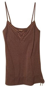 Abercrombie & Fitch Top Olive