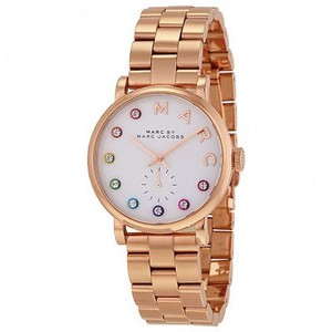 Marc Jacobs Marc Jacobs Mbm3441 Womens Watch White -