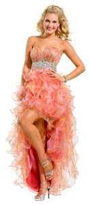 Party Time Formals Auth New Prom 6053 Size 8 Dress
