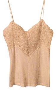Abercrombie & Fitch Top Cream