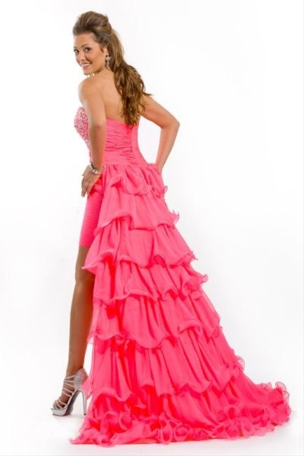 Party Time Formals Auth New Prom 6047 Size 4 Dress