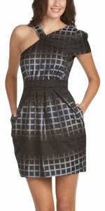 Walter Baker Asymmetric Night Out Dress