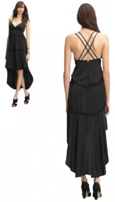 Preload https://item2.tradesy.com/images/banana-republic-black-br-monogram-tiered-criss-cross-high-low-casual-maxi-dress-size-6-s-161956-0-0.jpg?width=400&height=650