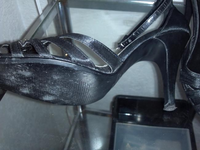 Frederick's of Hollywood Black Party Formal Shoes Size US 8.5 Regular (M, B) Frederick's of Hollywood Black Party Formal Shoes Size US 8.5 Regular (M, B) Image 4