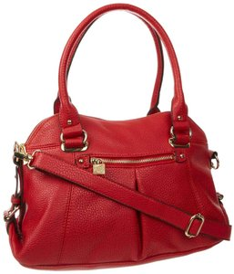 Anne Klein Satchel in Tomato