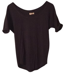Aerie T Shirt Charcoal