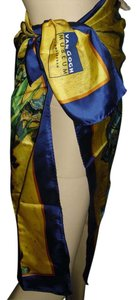 fashionista Van Gogh Museum Amsterdam xl scarf, artist painting design pareo sarong, bikini cover, swimsuit cover, shawl