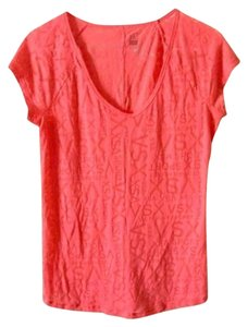 Victoria's Secret Sport VSX v-neck t-shirt
