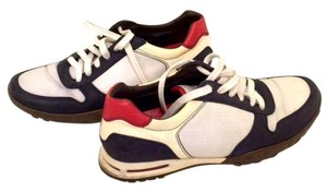 Cole Haan White/Blue/Red Athletic