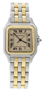 Cartier Cartier Womens Two-Tone Panthere 2 Watch