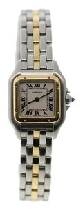Cartier Cartier Womens Two-Tone Panthere Watch