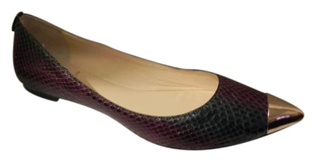 Item - Multi Color Signature Carrie Flats Size US 6 Regular (M, B)