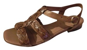 Sesto Meucci Brown Sandals