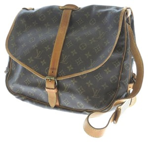 Louis Vuitton Satchel Saumur 35 30 Messenger Bag