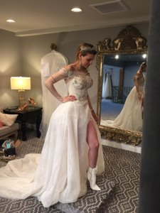 Galia Lahav Aria #54 Wedding Dress