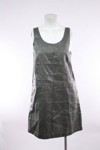 short dress Taupe, gray Touche Balneaire Taupe on Tradesy