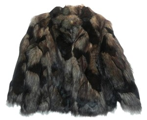 Via Spiga Fur Coat