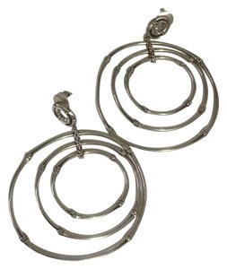 John Hardy Bamboo Drop Earings