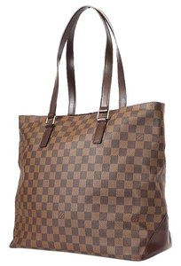 Louis Vuitton Rare Neverfull Tote in Brown
