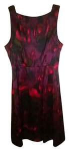 Theory Mulit Sleeveless Silk Dress