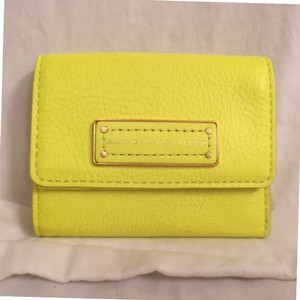 Marc Jacobs New Leather Medium Trifold Wallet Marc Jacobs