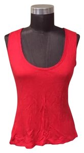 Helmut Lang Top Red