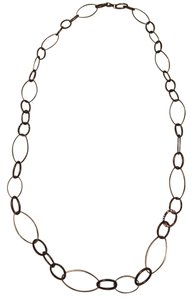 Van Heusen Brand NEW! Long, Bronze Necklace!