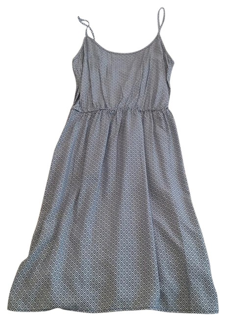 Old Navy short dress Blue and white on Tradesy Image 0