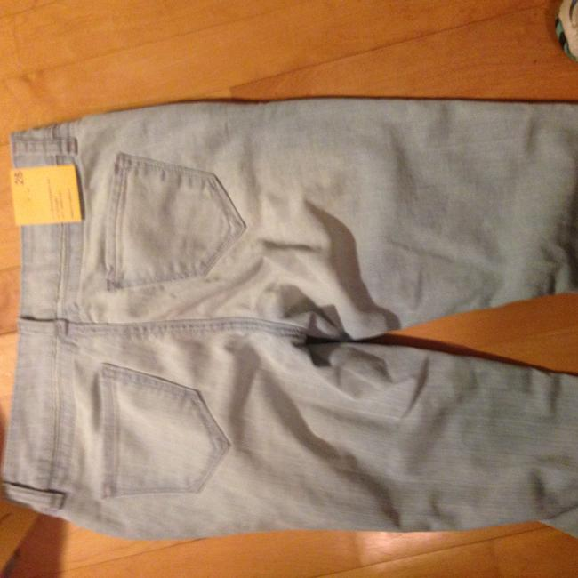 Yummie By Heather Thomson Slimming Out Shape Skinny Straight Leg Jeans-Light Wash