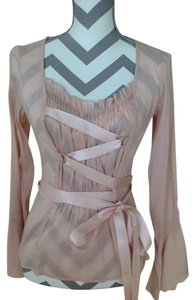 Laundry by Shelli Segal Top Blush pink