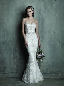 Allure Bridals Allure C288 Wedding Dress
