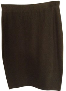 St. John Skirt Black with slight sparkle