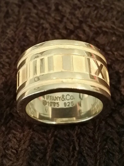 Tiffany & Co. Tiffany & Co Sterling Silver Ring Image 1