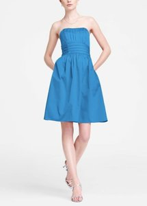 David's Bridal Cornflower 83312cy Dress