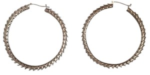 JENNIFER FISHER Jennifer Fisher Brass Earrings