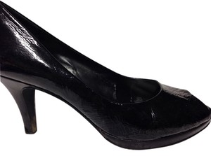 Alex Marie Black patent leather Pumps