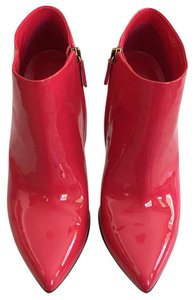 Gucci Shocking Pink Boots